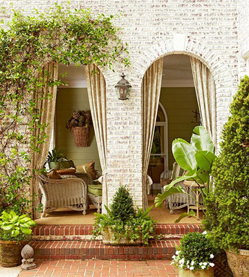 Make a Brick Patio
