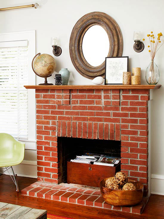 fireplace fillers