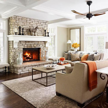 Design Inspiration for Fireplaces