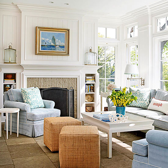9 Ideas for Fireplace Built-Ins