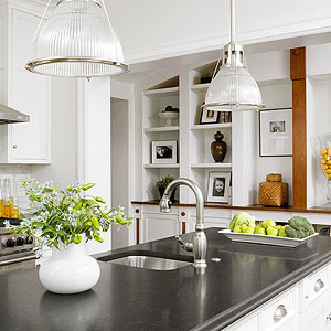 Granite Countertop Ideas - Granite countertops in kitchens