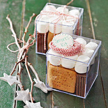Simple Christmas Food Gifts