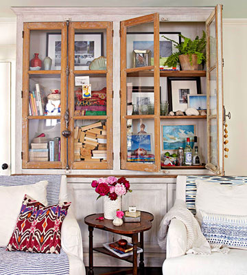 Weathered Wooden Accents We Love