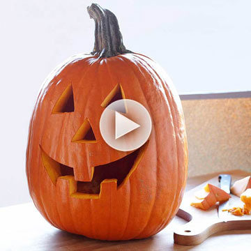 Video: How to Carve a Pumpkin