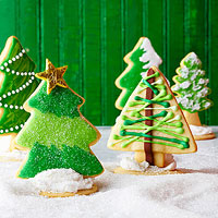 Holiday Sugar Cookie Ideas
