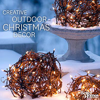 Find Outdoor Decor for You