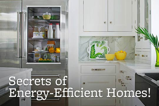 Secrets of Energy-Efficient Homes!