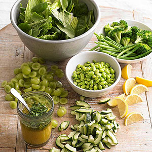 Chopped Green Salad
