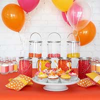 Girly Party Themes