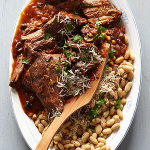 Tomato-Herb Pot Roast