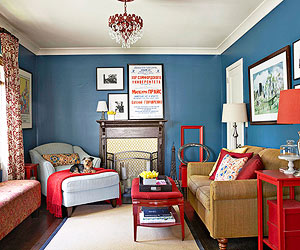 Use It To Color Walls Update Flea Market Furnishings Refresh Tired Floors And Showcase A Rooms Architectural Features