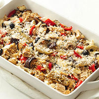 Fast Greek Tuna Casserole
