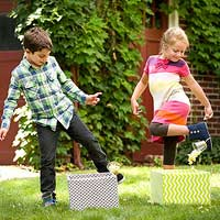 Outdoor Birthday Games for Kids