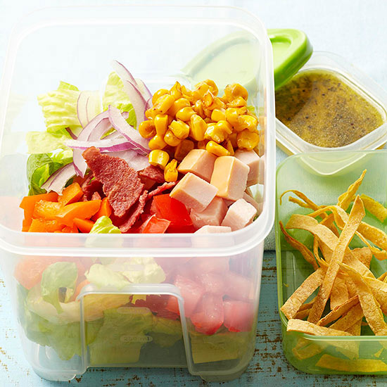 Easy lunch recipes on a diet