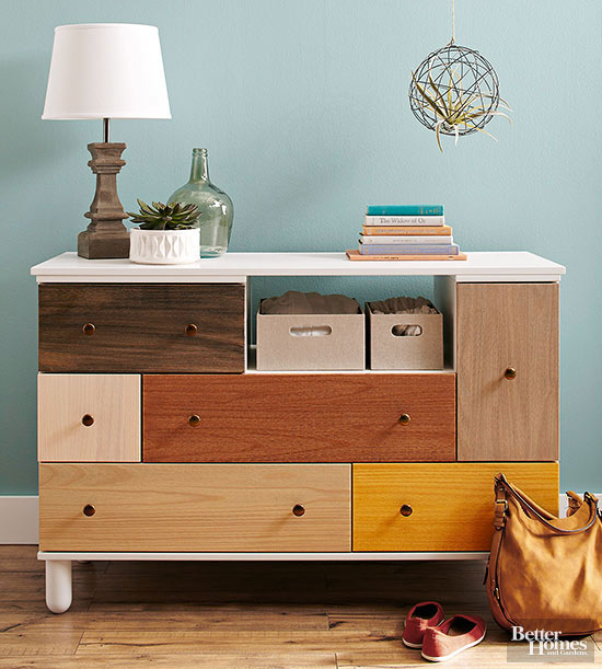 How to Stain a Dresser
