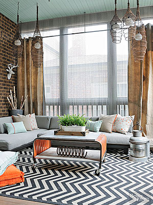 Industrial Decorating Ideas