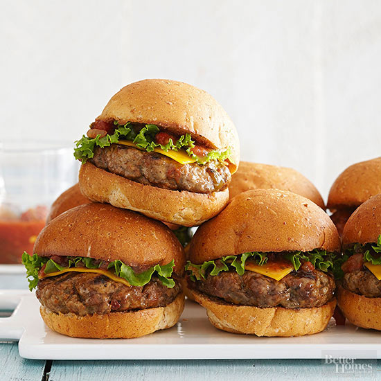 How to Make the Juiciest Burgers
