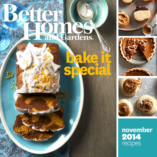 Better homes and gardens november 2014 recipes Better homes and gardens recipes from last night