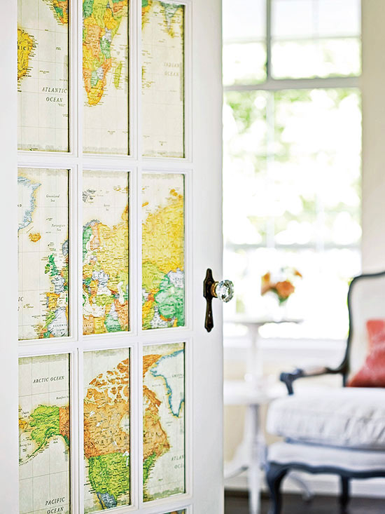 7 Creative Ways to Update Interior Doors