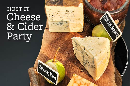 Cheese & Cider Party