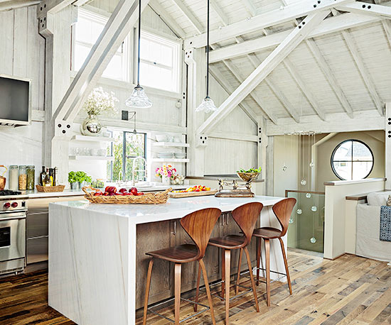 Kitchen Remodel  Bhg Modern Industrial Rustic Farmhouse