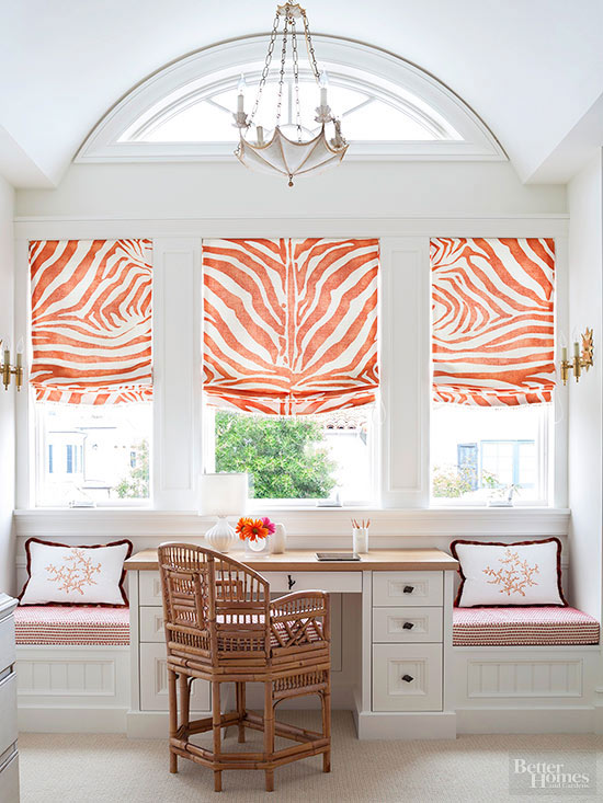 5 Roman Shades for a DIY Window Makeover