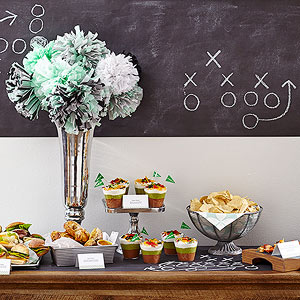 Host a Super Bowl Party from Better Homes and Gardens