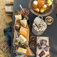 Host a Cider + Cheese Party