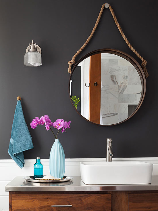 Swap a Builder-Grade Mirror For ...