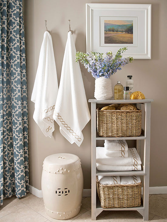 soft taupe - Bathroom Ideas Colours