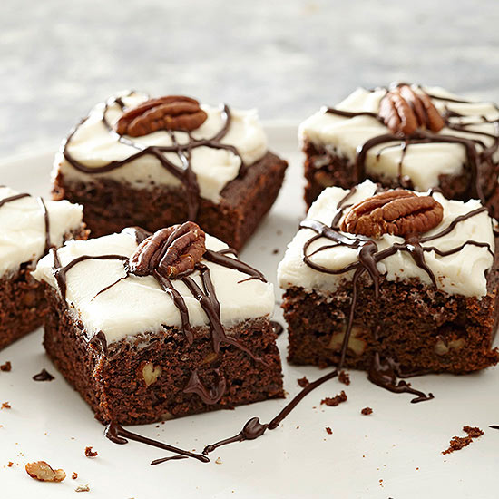 Quick Easy Desserts - Better homes and gardens brownie recipe
