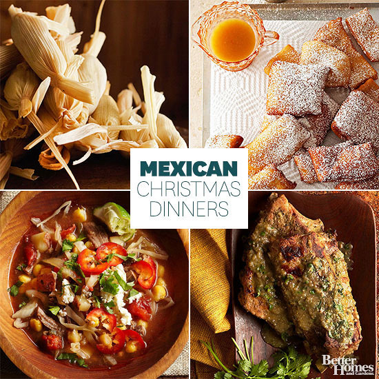 Mexican Christmas Dinners