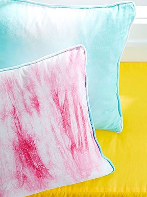 Painted Pillow Ideas