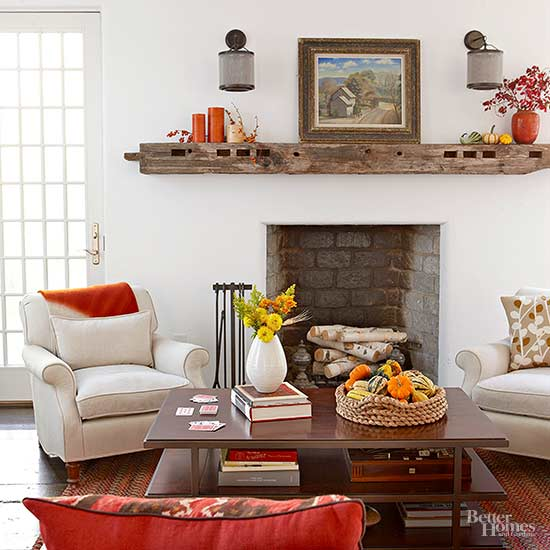 Better Home Decor: Fall Home Decorating Ideas