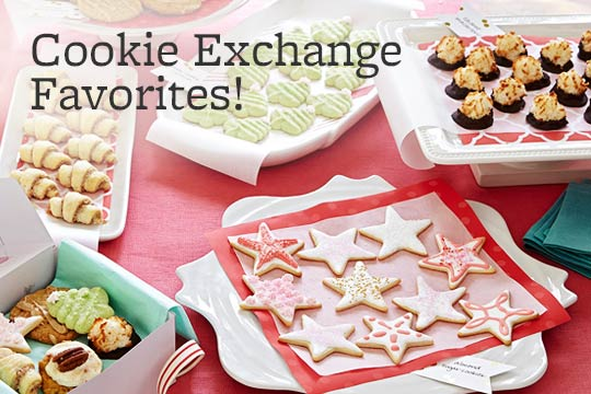 Cookie Exchange Favorites!