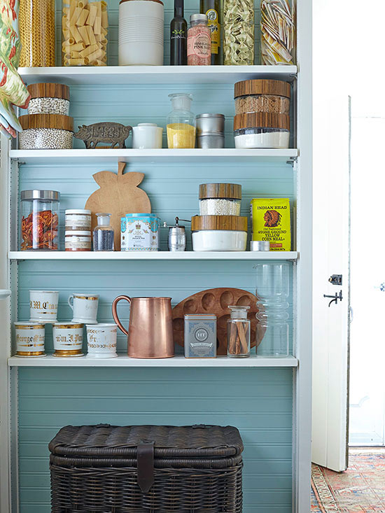 Make Room for Narrow Storage