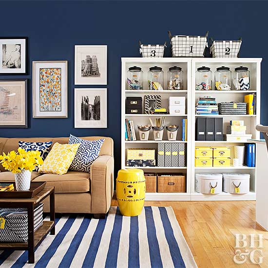 Declutter Your Living Room