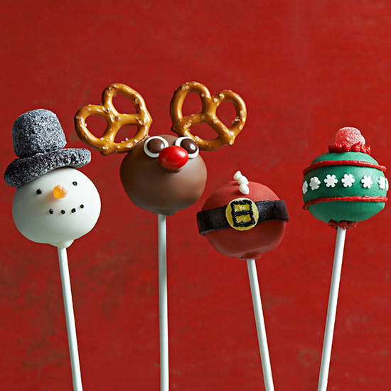 Cake Pops Recipe Easy Christmas