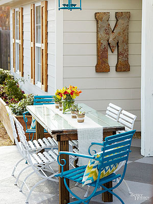 Quick Patio Pick-Me-Ups