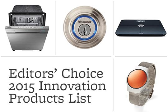 Editors' Choice 2014 Innovation Products List