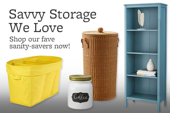 Savvy Storage We <3