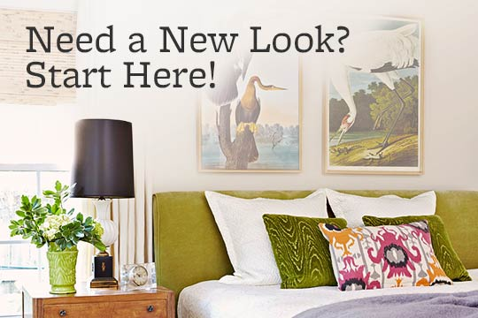 Need a New Look? Start Here!
