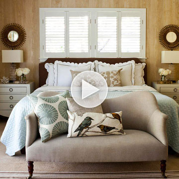 How to Get a Gorgeous Bedroom