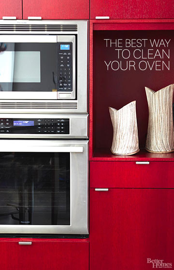 The Best Way to Clean Your Oven