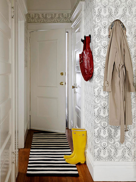 Decorating In Black And White - Decorate in black and white