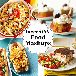 Incredible Food Mashups
