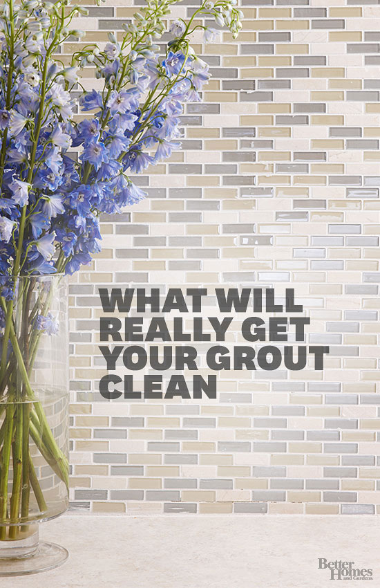 How to Clean Grout: The Secret to Success