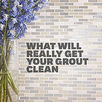 Tackle Grimy Grout