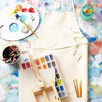 Pretty Painting Party