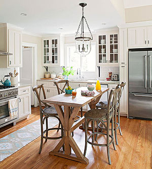 neutral kitchen - Better Homes And Gardens Kitchen Ideas